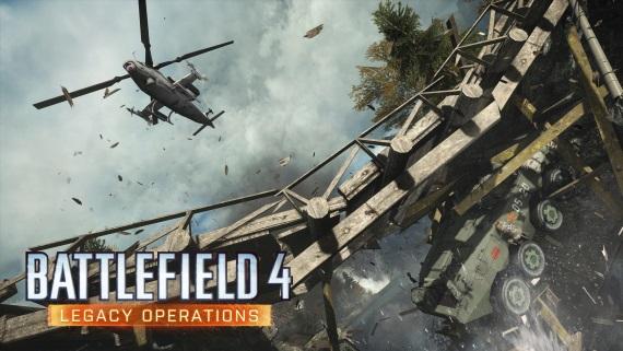 Battlefield 4 čoskoro dostane mapu Dragon Valley ako súčasť free DLC
