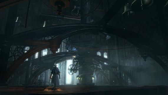 Bloodborne už dostalo aktualizáciu 1.07 a popisuje cestu k obsahu Old Hunters