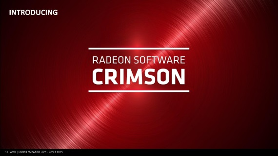 AMD predstavilo novú sériu ovládačov