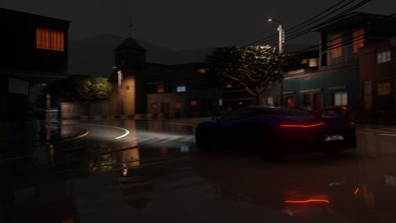 Aj budúci rok bude pre DriveClub štedrý, do hry pribudnú mestské trate a nové autá