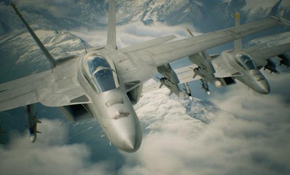Ace Combat 7 bude plnohodnotný titul, VR je len voliteľné