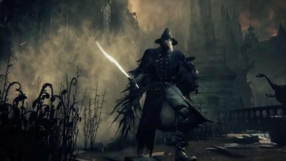 Prvých 18 minút z Bloodborne