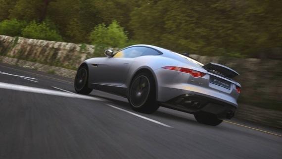 Jaguar F-Type R príde v novom DLC pre Driveclub