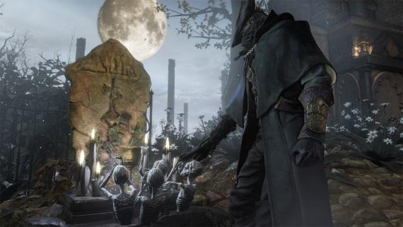 Chalice Dungeon mod z Bloodborne priblížený