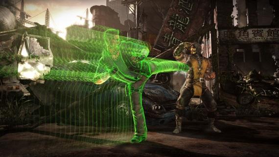 Rodinka Cageových z Mortal Kombat X sa nám predstavuje