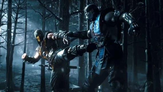 Bojovníci v Mortal Kombat vedia byť aj roztomilí