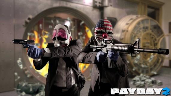 Séria PayDay má na konte 9 miliónov predaných kópií