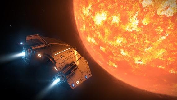 Do vesmíru v Elite: Dangerous sa pozriete aj na Xbox One