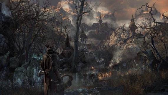 Online funkcie Bloodborne predstavené