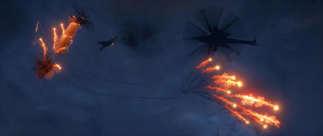 Ukážka nočných map prichádzajúcich do Battlefield 4