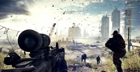 Čo pre Battlefield 4 znamená nový super rýchly netcode?