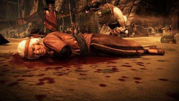 Stará pani z Mortal Kombat X má svoj vlastný Brutality útok