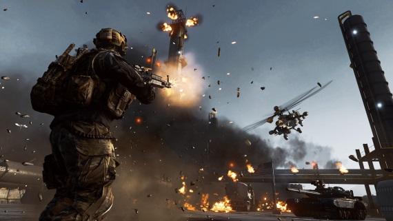 Nový patch pre Battlefield 4 pridá nový obsah a to už v utorok