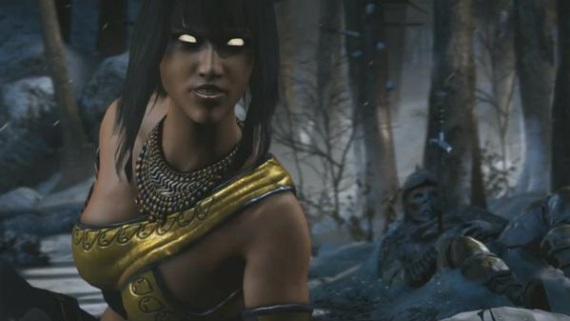 Tanya sa vracia do Mortal Kombat