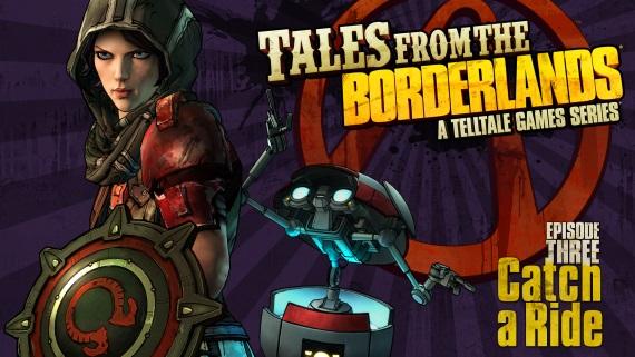 Nové zábery na tretiu epizódu Tales from the Borderlands