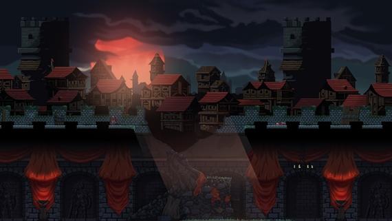Death's Gambit, akčné 2D RPG, príde budúci rok na PC a PS4