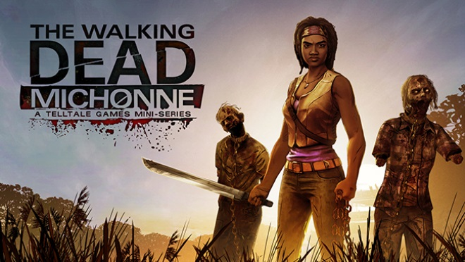 The Walking Dead: Michonne ohlásené