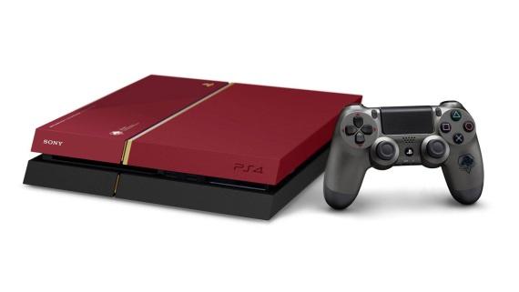 Speciálna edícia PS4 s motívom MGS V príde aj do Európy