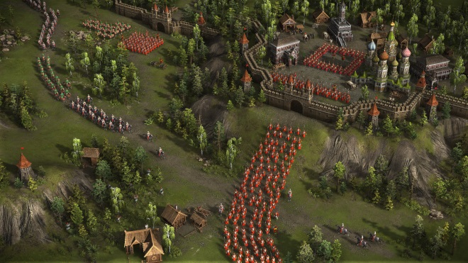Cossacks 3 plne v 3D, v stopách Back to War a s módmi