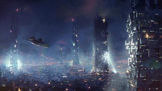 Nové koncepty ukazujú krásu sveta Deus Ex: Mankind Divided