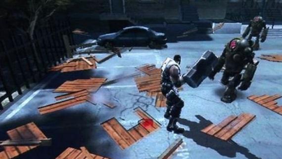 Čo sa stalo s akčnou hrou Project H.A.M.M.E.R. pre Wii?