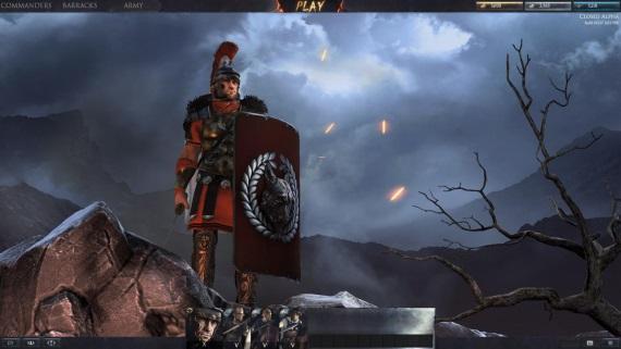 Total War: Arena skúšaná v alfa teste