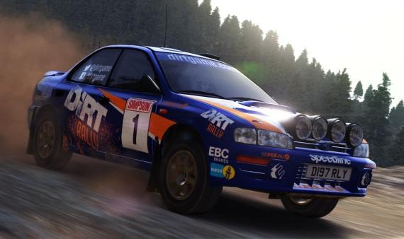 DiRT Rally a spolupráca s FIA World Rallycross Championship - čo všetko prinesie?