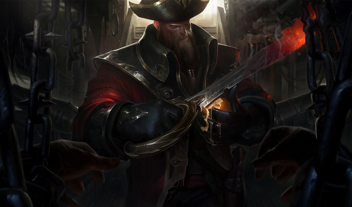 Piráti vs. Ninjovia Gangplank-z-league-of-legends--image-515