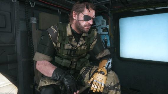 Porovnanie grafiky v Metal Gear Solid V: The Phantom Pain