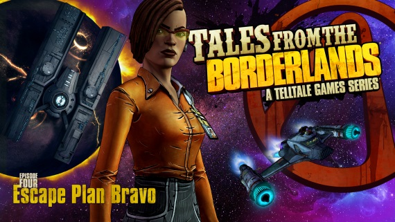 Štvrtá epizóda Tales from Borderlands zamieri k vesmírnej základni