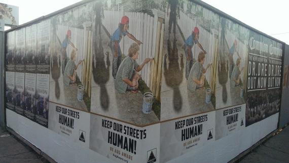 Virálna kampaň nového Deus Ex v uliciach New Yorku