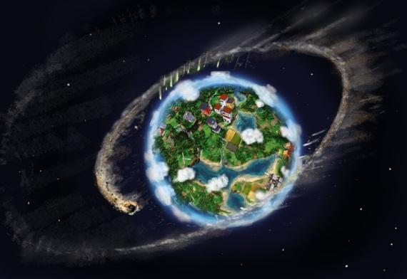 Dokázali by ste udržať rovnováhu medzi prírodou a ľudskou civilizáciou?