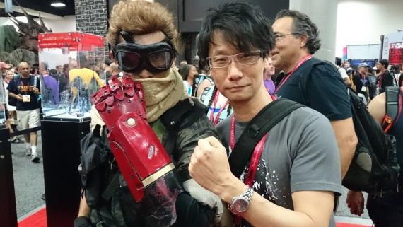Metal Gear Solid V vyjde na PC naraz s konzolami