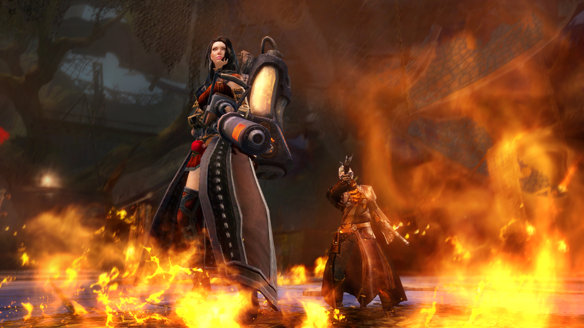 guild wars 2 free to play pvp