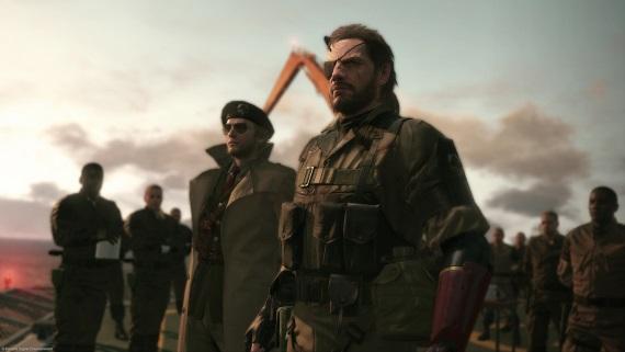 PC verzia Metal Gear Solid V: The Phantom Pain má na disku iba inštalátor Steamu
