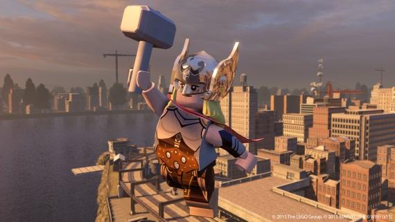 LEGO Marvel's Avengers dorazí k hráčom v januári