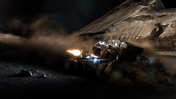 Elite: Dangerous bude pristávať na planétach a mesiacoch