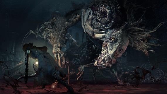 Zábery a detaily z Bloodborne: The Old Hunters