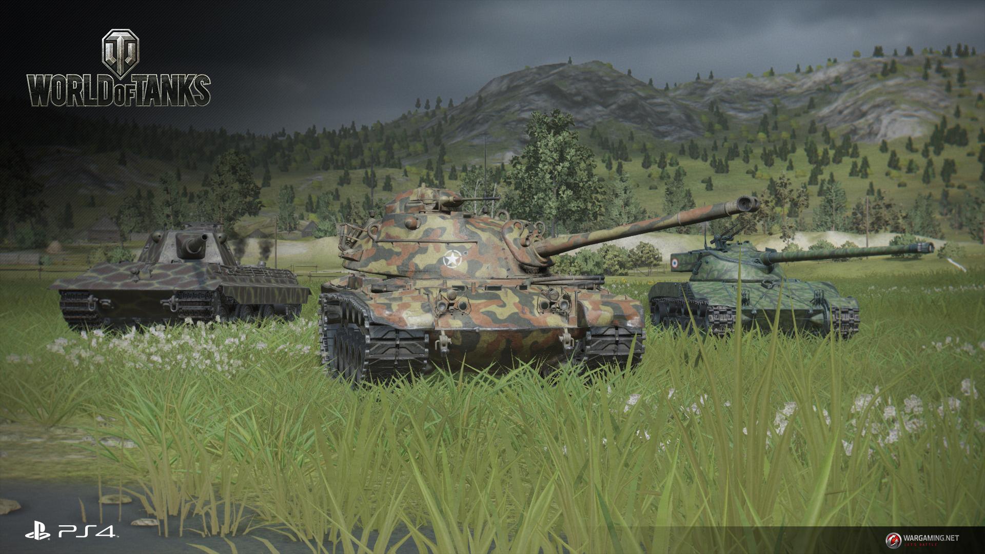 Výsledek obrázku pro world of tanks útok
