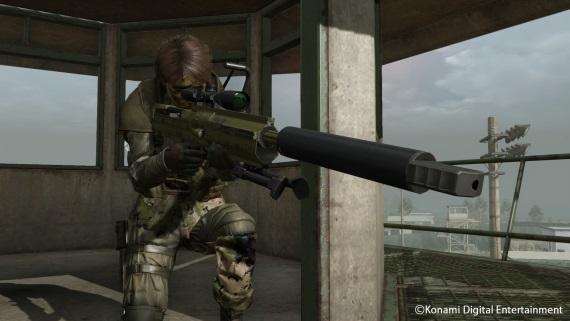 Ste zvedaví na Metal Gear Online? Pozrite si jeden celý zápas!