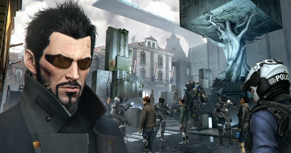 Deus Ex Mankind Divided vyjde so zabudovanou DX12 podporou