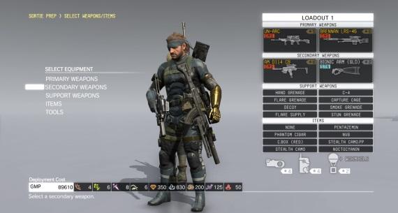 Mód do Metal Gear Solid 5 odomkne vybavenie z Ground Zeroes, outfity a čiastočne DLC obsah