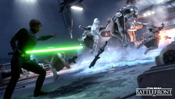 Star Wars Battlefront - wallpaper