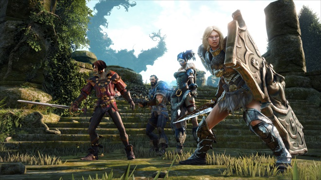 DX12 benchmarky Fable Legends