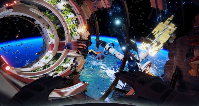 Adr1ft bude launch titulom Oculusu
