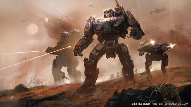 BattleTech sa vracia, zobral KickStarter útokom