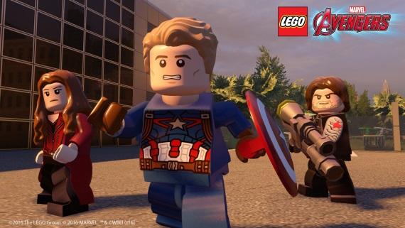 PS3 a PS4 dostanú do LEGO Marvel's Avengers aj Ant-Mana a hrdinov z Civil War
