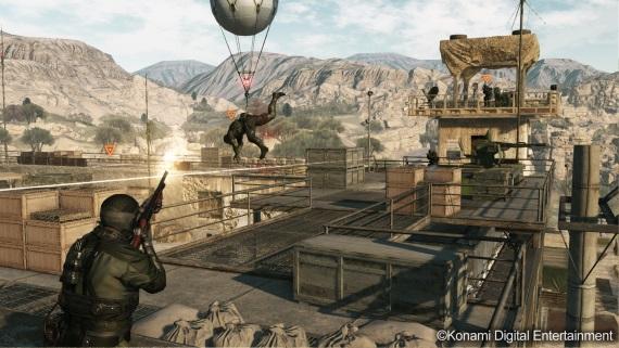 Metal Gear Online oficiálne spustený aj na PC