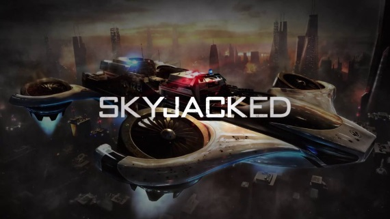 Activision ukazuje mapu Skyjacked pre Call of Duty: Black Ops 3