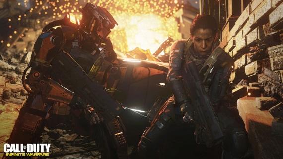 Vylepšíte si svoju predobjednávku Call of Duty: Infinite Warfare?